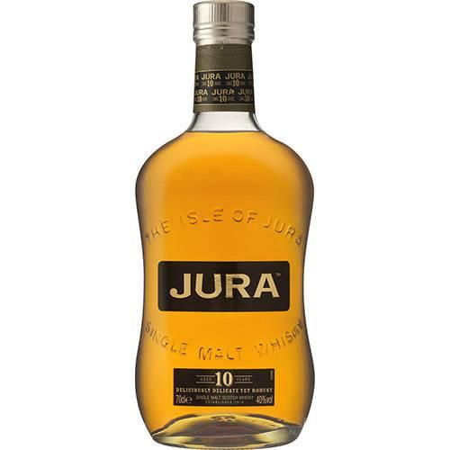 Whisky Isle Of Jura 10 Anos - 700ml