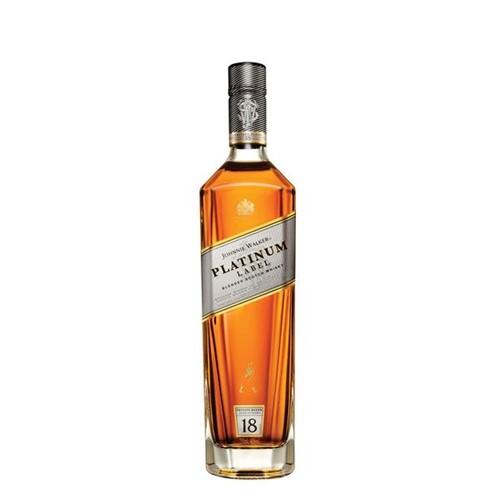 Whisky J W 750ml Platinum