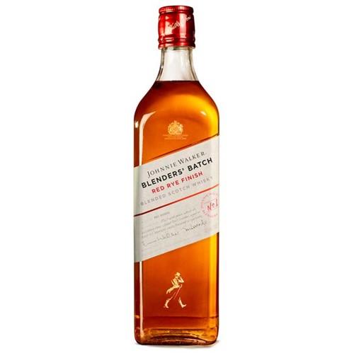 Whisky J W 750ml Red Rye Finish
