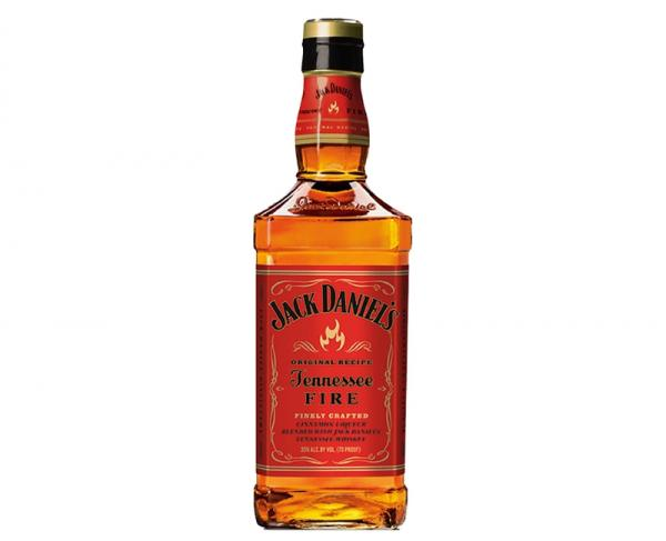Whisky Jack Daniels Fire 1 L