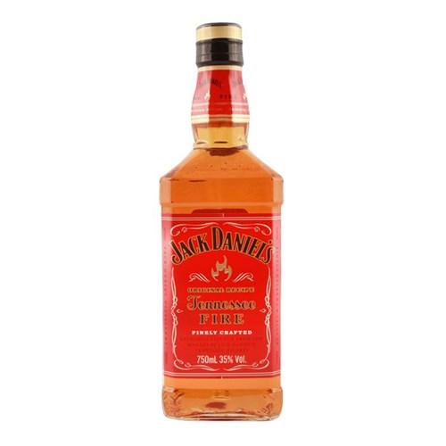Whisky Jack Daniels Fire 750 Cc