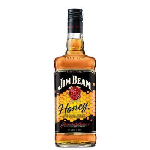 Whisky Jim Beam Honey 1l