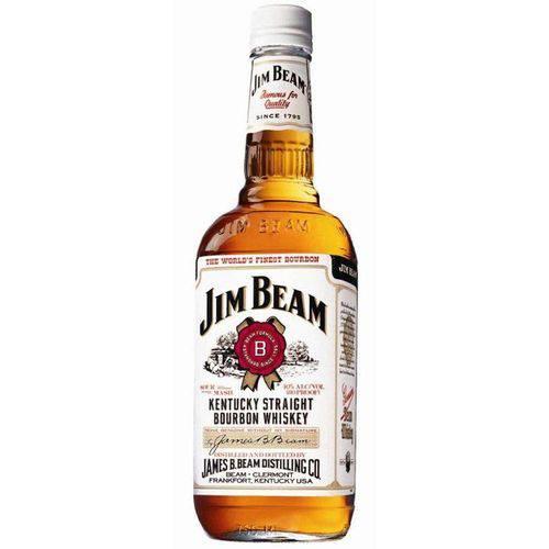 Whisky Jim Beam White Bourbon 1000 Ml