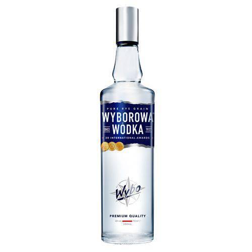 Wyborowa Vodka Polonesa - 750ml