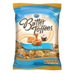 Ficha técnica e caractérísticas do produto Bala Butter Toffees ao Leite 600g