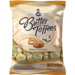 Ficha técnica e caractérísticas do produto Bala Butter Toffees Arcor 130g Coco - Arcor