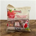 Bala de Caramelo de Leite com Morango Diet 100g - Hué