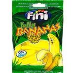 Ficha técnica e caractérísticas do produto Bala de Gelatina Bananas 100g - Fini