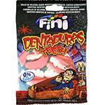 Bala de Gelatina e Marshmallows Dentadura 100g - Fini