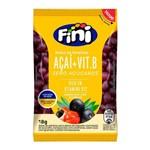 Bala de Gelatina Fini Açaí + Vitamina B 18g