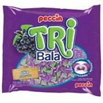 Bala Tribala Recheada Uva 500g - Peccin