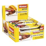 Barra Cereal Fruta Banana/chocolate 25g 24un Ritter
