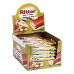 Barra Cereal Limão/chocolate Light 25g 24un Ritter