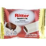 Barra de Cereais Brownie e Cobertura Branca 60g - Ritter