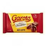 Ficha técnica e caractérísticas do produto Barra de Chocolate ao Leite 1kg - Garoto