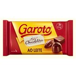 Ficha técnica e caractérísticas do produto Chocolate ao Leite em Barra Garoto | 1kg