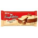 Barra de Chocolate Confeiteiro Branco 1,05kg - Harald