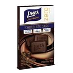Barra de Chocolate Linea Dark Zero Açúcar 30g
