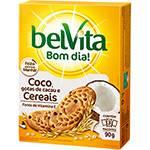 Biscoito Belvita Coco 3 Unidades 30g (cada)