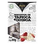 Biscoito de Tapioca com Quinoa 50g
