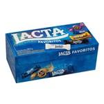 Ficha técnica e caractérísticas do produto Caixa de Bombom de Chocolates Sortidos Favoritos 289,2g - Lacta