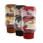 Ficha técnica e caractérísticas do produto Calda para Sobremesa - Zero Calorias - 350g - Caramelo - Mrs Taste