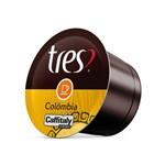 Cartucho com 10 Cap Café Espresso Regiões do Mundo Colômbia