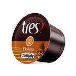 Cartucho com 10 Cap Café Espresso Regiões do Mundo Etiópia