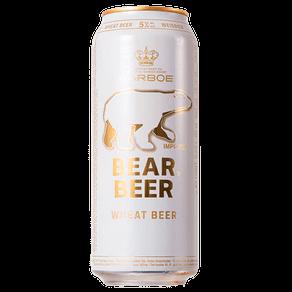 Cerveja Bear Beer Wheat 500ml (Lata)