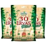 Chá Misto 30 Ervas - 3x 120 Gramas - Katigua