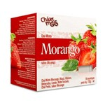 Chá Misto de Morango 10 Sachês 15g