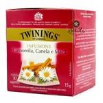 Chá Twinings Of London Camomila, Canela e Maçã