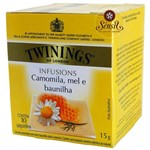 Chá Twinings Of London Camomila Mel Baunilha
