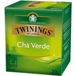 Chá Twinings Of London Chá Verde Caixa com 10 Sachês