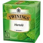 Chá Twinings Of London Hortelã Caixa com 10 Saches