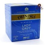 Chá Twinings Of London Lady Grey Inglês Importado