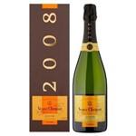 Champagne Veuve Clicq Brut Vint 2008 750 Ml