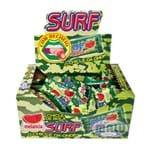 Chiclete Recheado Surf Morango C/50 - Danny