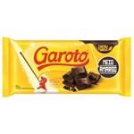 Choc Garoto 100g-ta M-amargo