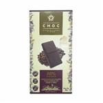 Chocolate 80% Cacau com Nibs - Choc Chocolates - 80g