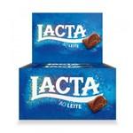 Ficha técnica e caractérísticas do produto Chocolate ao Leite 20g C/20 - Lacta