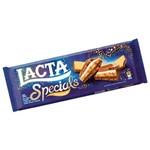 Chocolate ao Leite Lacta Specials Biscoito Chocobiscuit 300g