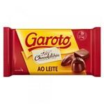 Ficha técnica e caractérísticas do produto Chocolate em Barra ao Leite 1kg - Garoto Un