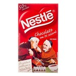 Ficha técnica e caractérísticas do produto Chocolate em Pó Nestlé Solúvel 50% Cacau Dois Frades 200g