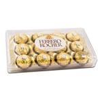 Ficha técnica e caractérísticas do produto Chocolate Ferrero Rocher com 12 Unidades