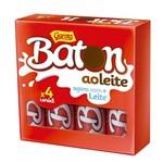 Chocolate Garoto Baton ao Leite Pack 64g