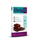 Chocolate Gourmet com Chia Zero - Only 4 - 80g