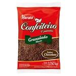 Chocolate Granulado Macio 1,05kg - Harald