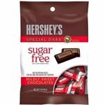 Chocolate Hersheys Zero Açucar Sugar Free 85g