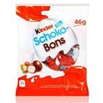 Chocolate Kinder Schoko-Bons Mini 46g